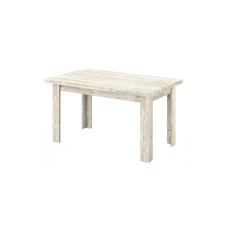 Mesa comedor rectangular mercat del moble for Mesa rectangular extensible