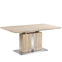 MESA SEGIN EXTENSIBLE ROBLE