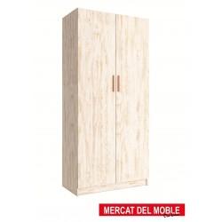 Armario 2 puertas kit