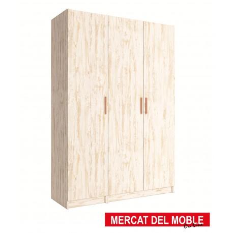 Armario 3 puertas kit
